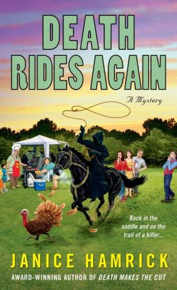 Death Rides Again (Jocelyn Shore Series#3)