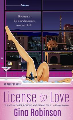 License to Love (Agent Ex Series #4)