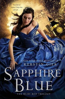 Sapphire Blue (Ruby Red Trilogy Series #2)