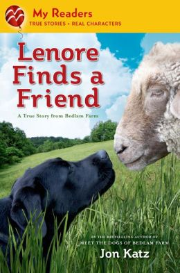 Lenore Finds a Friend (My Readers Level 2): A True Story from Bedlam Farm