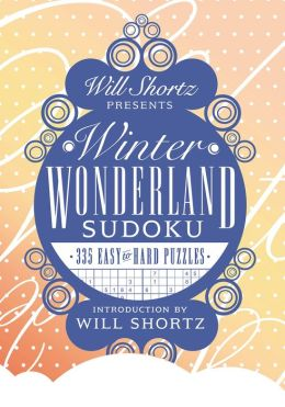 Will Shortz Presents Winter Wonderland Sudoku