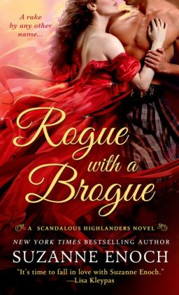 Rogue with a Brogue (Scandalous Highlanders Series #2)