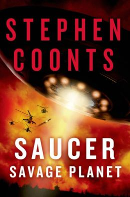 Savage Planet (Saucer Series #3)