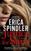 Book Cover Image. Title: Justice for Sara, Author: Erica Spindler