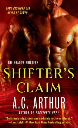 Shifter's Claim (Shadow Shifters Series #4)