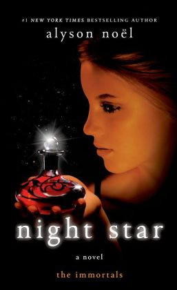 Night Star (Immortals Series #5)