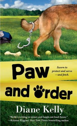 Paw and Order (Paw Enforcement Series #2)