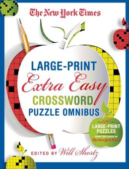 The New York Times Large-Print Crossword Puzzle Omnibus