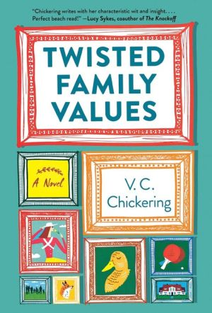 Book Twisted Family Values: A Novel