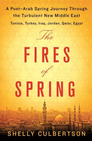 The Fires of Spring: A Post-Arab Spring Journey Through the Turbulent New Middle East - Tunisia, Turkey, Iraq, Jordan, Qatar, Egypt