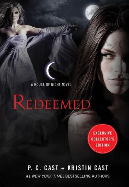 House of Night 12 Redeemed [REQ] - P. C. Cast, Kristin Cast