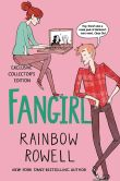 Book Cover Image. Title: Fangirl (Exclusive Collector's Edition), Author: Rainbow Rowell