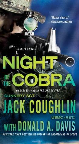 The Night of the Cobra: A Sniper Novel