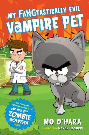 Book My FANGtastically Evil Vampire Pet
