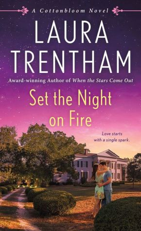 Set the Night on Fire: A Cottonbloom Novel