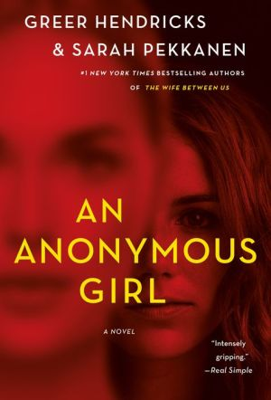 Book An Anonymous Girl