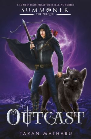 Book The Outcast (Prequel to the Summoner Trilogy)