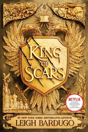 Book King of Scars