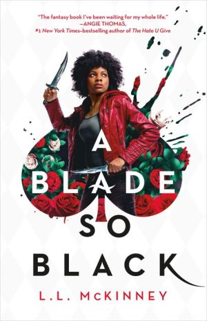 Book A Blade So Black