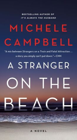 A Stranger on the Beach: A Novel