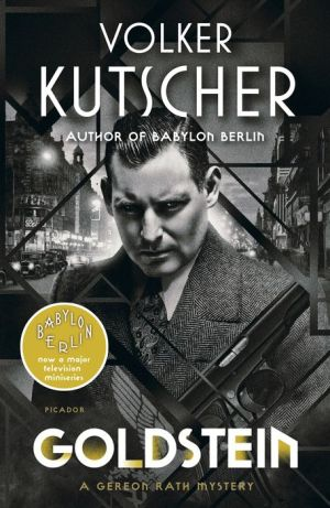Book Goldstein: A Gereon Rath Mystery