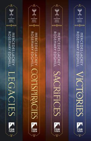 Book The Complete Shadow Grail Series: Legacies, Conspiracies, Sacrifices, Victories