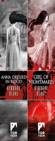 The Anna Dressed in Blood Duology: Anna Dressed in Blood, Girl of Nightmares