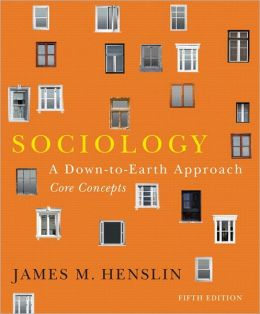 Sociology: A Down-to-Earth Approach, Core Concepts, with NEW MySocLab with Pearson eText
