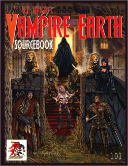 Vampire Earth: Sourcebook 101
