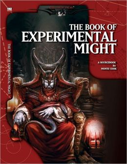 The Book of Experimental Might