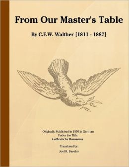 From Our Master's Table