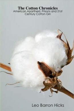 The Cotton Chronicles: American Apartheid, Prisons and 21st Century Cotton Gin