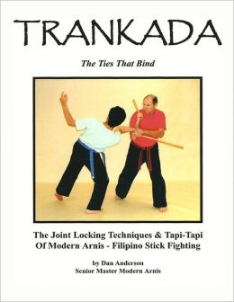 Trankada : The Joint Locking Techniques & Tapi-Tapi Of Modern Arnis - Filipino Stick Fighting