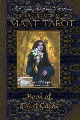MAAT Tarot: Book of Court Cards