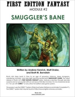 Smuggler's Bane: First Edition Fantasy