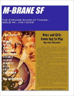 M Brane Sf #4: The Strange Shape of Things: Issue #4 May 2009