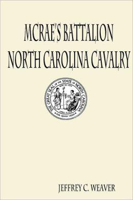 Mcrae's Battalion North Carolina Cavalry