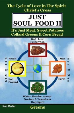 Just Soul Food Ii: The Cycle of Love in the Spirit Chrst's Cross: Its Just Meat, Sweet Potatoes Collard Greens & Corn Bread