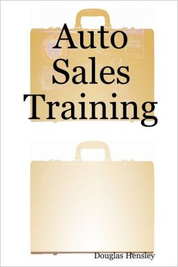 Auto Sales Training