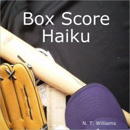 Box Score Haiku