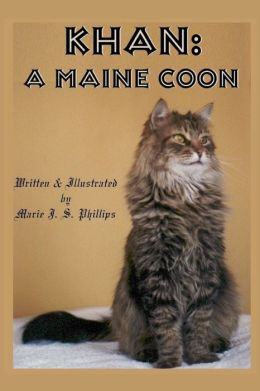 Khan:: A Maine Coon