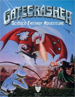 Gatecrasher Science Fantasy Adventure