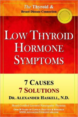 Low Thyroid Hormone Symptoms