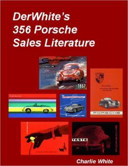 DerWhite's 356 Porsche Sales Literature