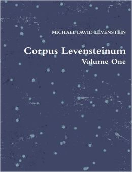 Corpus Levensteinum: Volume One