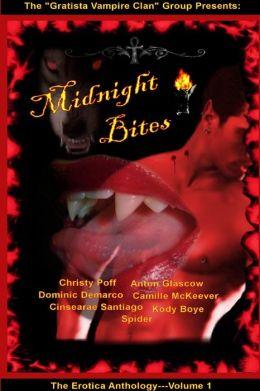 The Gratista Vampire Clan Group Presents: Midnight Bites: The Erotica Anthology, Volume 1