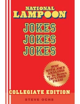 National Lampoon Jokes, Jokes, Jokes: Collegiate Edition