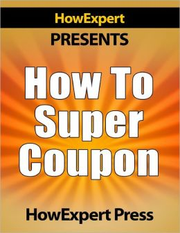 How to Super Coupon