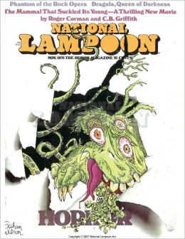 National Lampoon - The Humor Magazine: Nov 1971, Horror