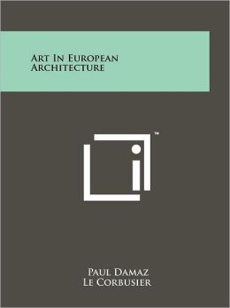 Art In European Architecture